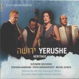 Eléonore Biezunski, Stephen Harrison, Michel Schick, Piotr Odrekhivskyy - Yerushe (2016)