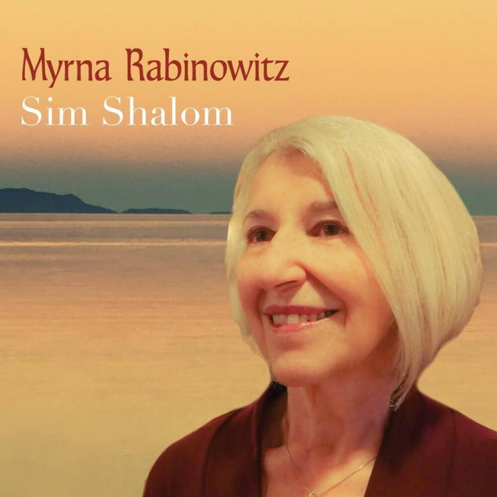 Myrna Rabinowitz - Sim Shalom (2019)