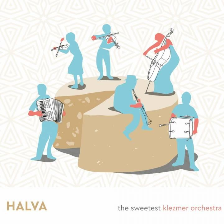 Halva - The Sweetest Klezmer Orchestra (2018)