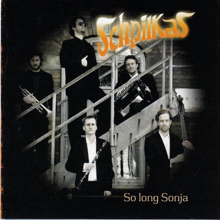 Schpilkas - So Long Sonja (2018)