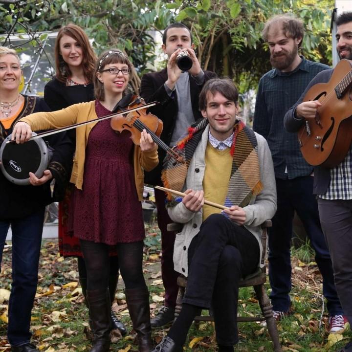 Oysland Klezmer Band - Vundervelt (2017)