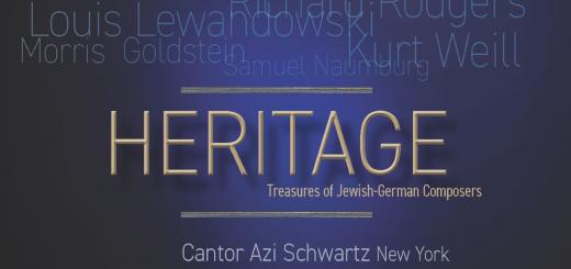 Cantor Azi Schwartz - Heritage (2018)