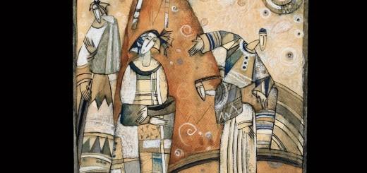 Danny Maseng - Beyond The Gates: Sacred Music for the Days of Awe (2014)