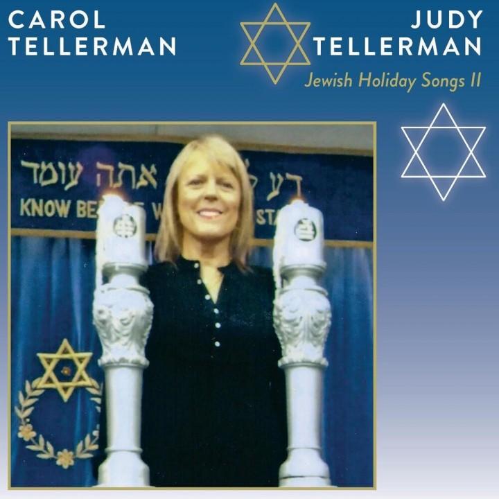 Judy Tellerman & Carol Tellerman - Jewish Holiday Songs II (2018)