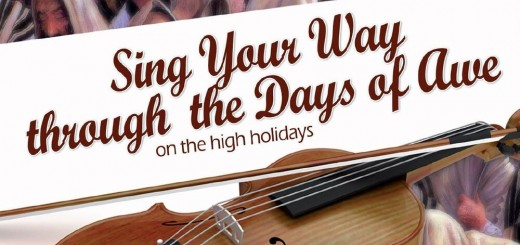 Rabbi Avraham Stiefelmann - Sing Your Way Through the Days of Awe (2012)