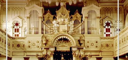 Stephan Lutermann, Cantor Assaf Levitin - Synagogue Organ Music (2019)