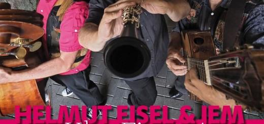 Helmut Eisel & JEM - ¡klezfiesta! (2019)