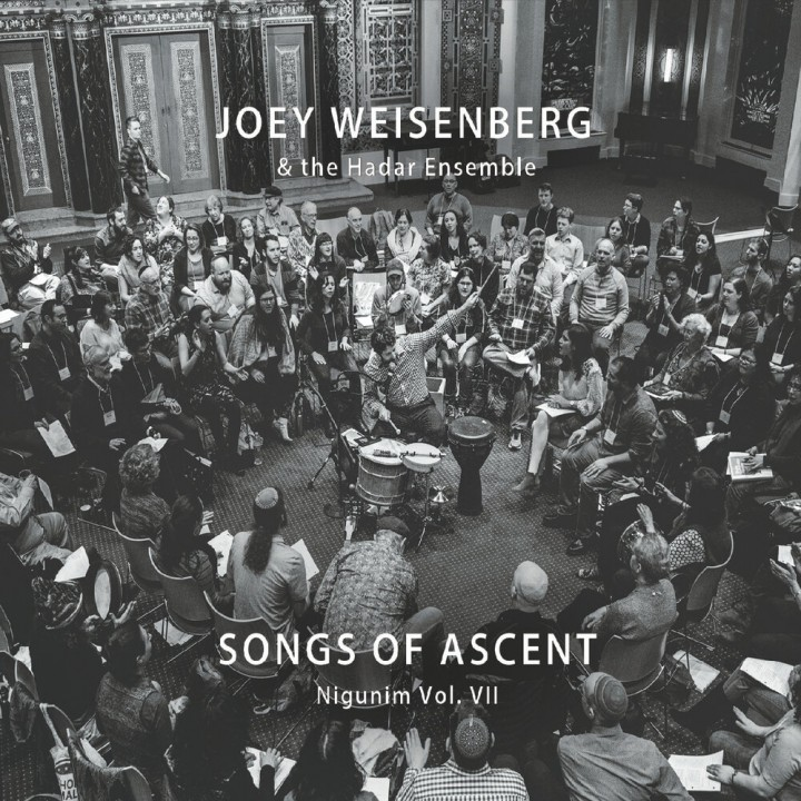 Joey Weisenberg & The Hadar Ensemble - Nigunim, Vol. VII: Songs of Ascent (2019)