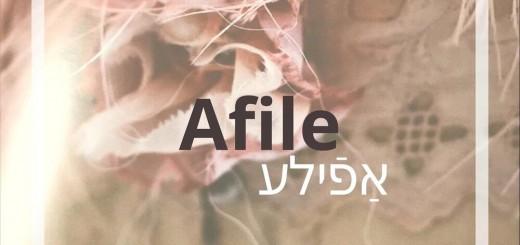 Lucette van den Berg & Alan Bern - Afile (2019)