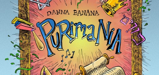 Danna Banana - Purimania (2018)