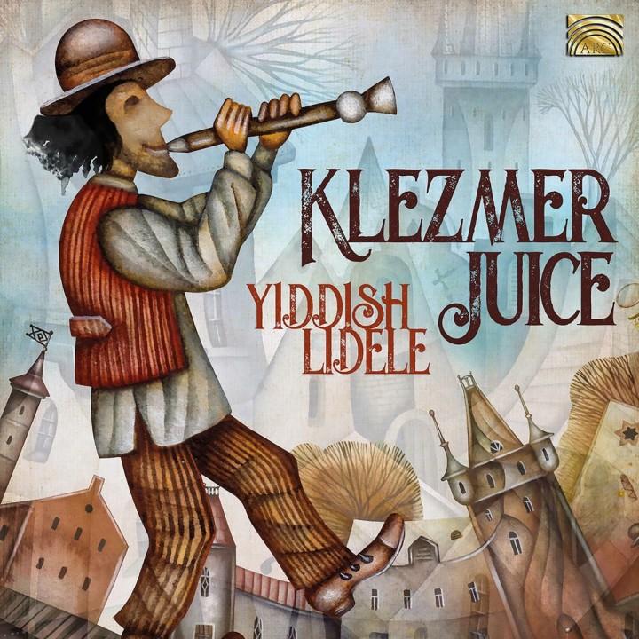 Klezmer Juice - Yiddish Lidele (2020)