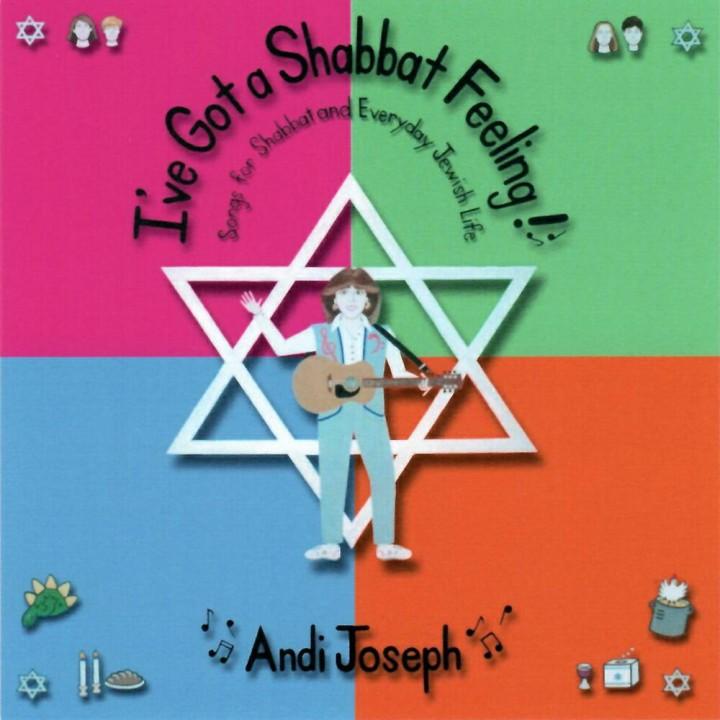 Andi Joseph - I've Got a Shabbat Feeling! (2019)