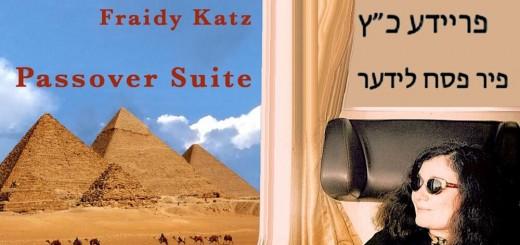 Fraidy Katz - Passover Suite (2019)