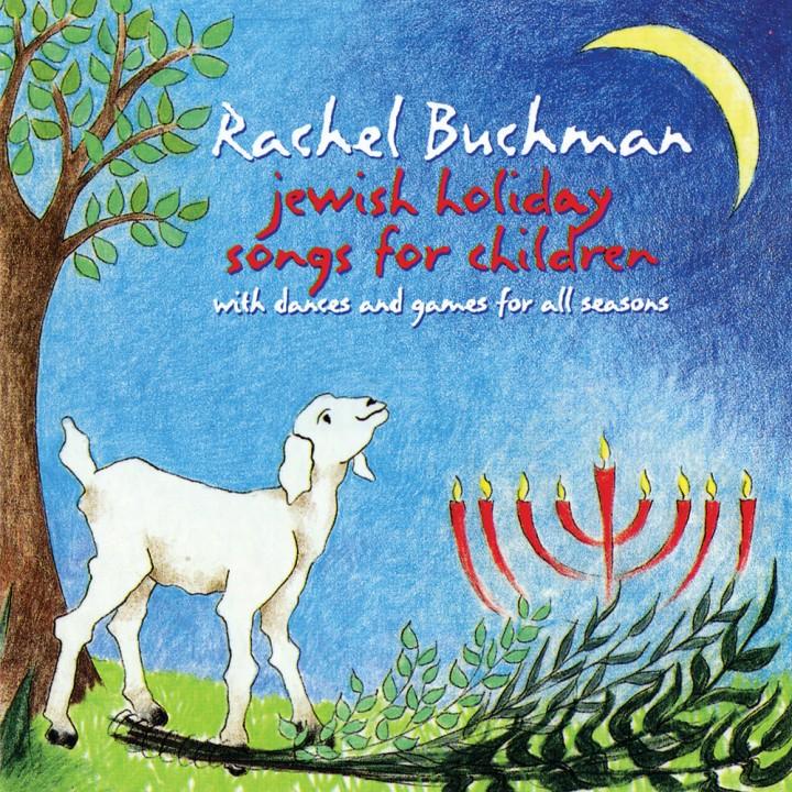 Rachel Buchman - Jewish Holiday Songs For Children (1993)