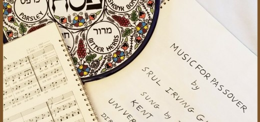 Srul Irving Glick - Srul Irving Glick Music for Passover (2019)