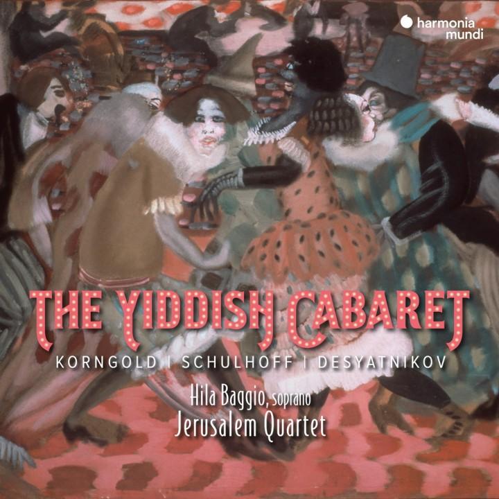 Jerusalem Quartet - The Yiddish Cabaret (2019)