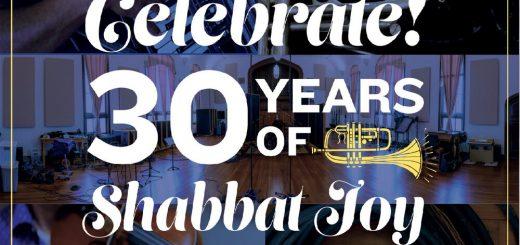 Cantor Kevin Margolius and Panorama Jazz Band - Celebrate! 30 Years of Shabbat Joy (2021)
