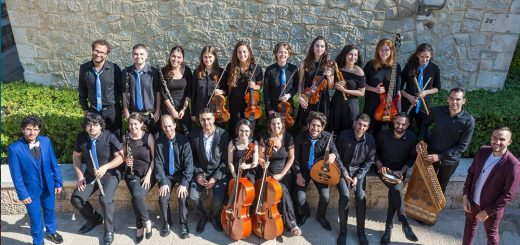 The Arab Jewish Orchestra - Variations (2021)