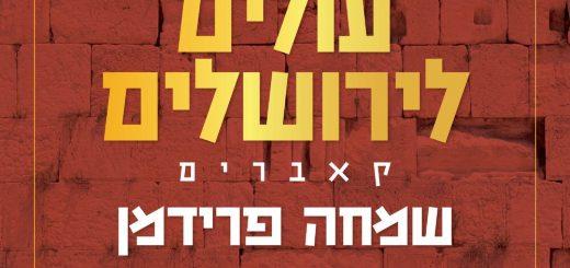 Simche Friedman - Olim LeYerushalayim (2020)